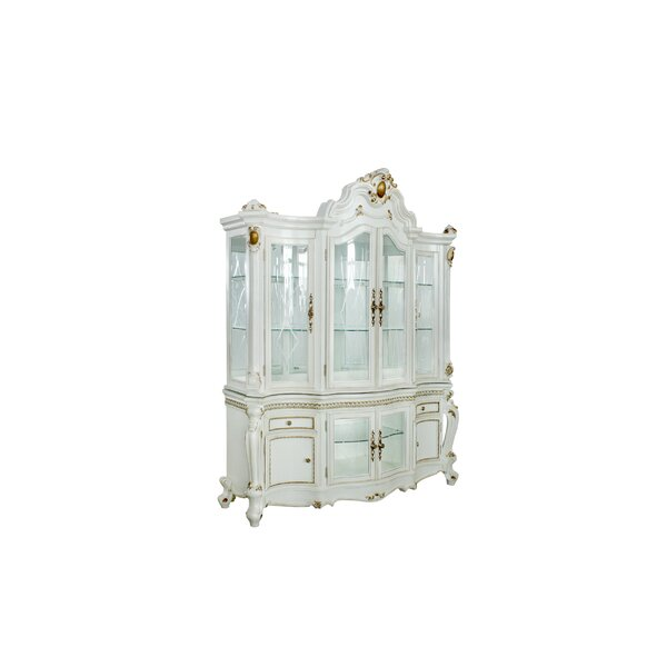 Dwaine China Cabinet by House of Hampton