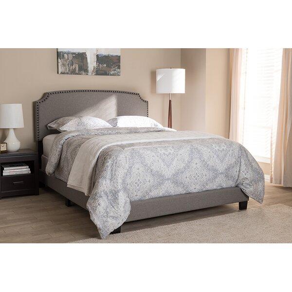 Batey Upholstered Standard Bed by Fleur De Lis Living