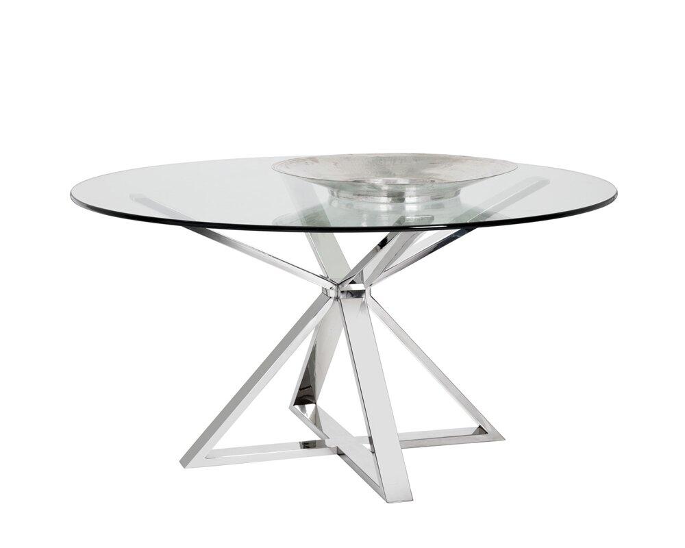 Sunpan Modern Club Allister Dining Table Amp Reviews Perigold