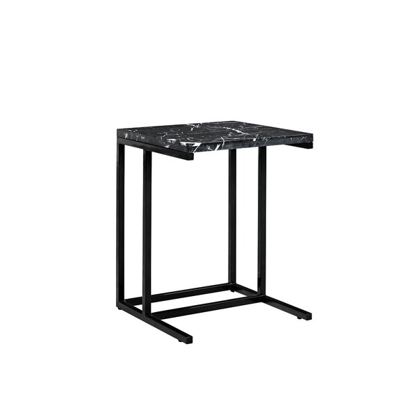 Louisa Square End Table by Brayden Studio
