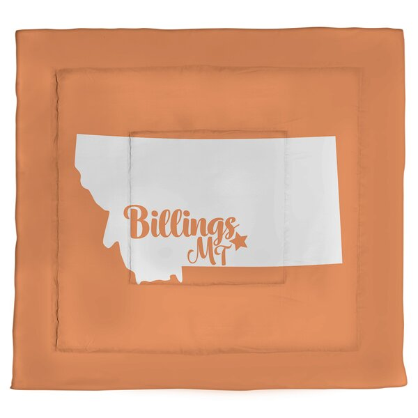 Montana Billings Single Reversible Comforter