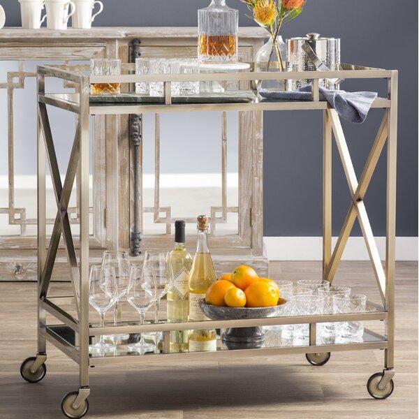 Alexio Bar Cart by Willa Arlo Interiors