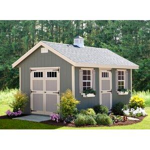 ez fit sheds - Garden Sheds 6x7
