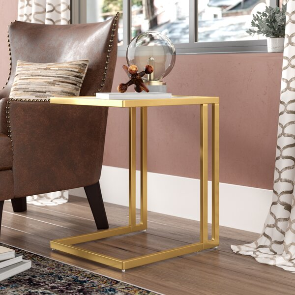 Calistoga Contemporary End Table By Trent Austin Design Coupon