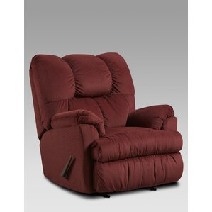 Burlington Manual Rocker Recliner by dCOR design