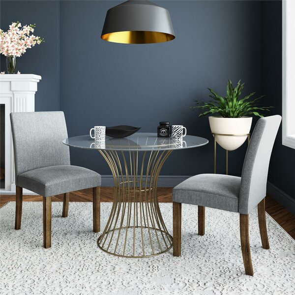 Westwood 3 Piece Dining Set by CosmoLiving by Cosmopolitan