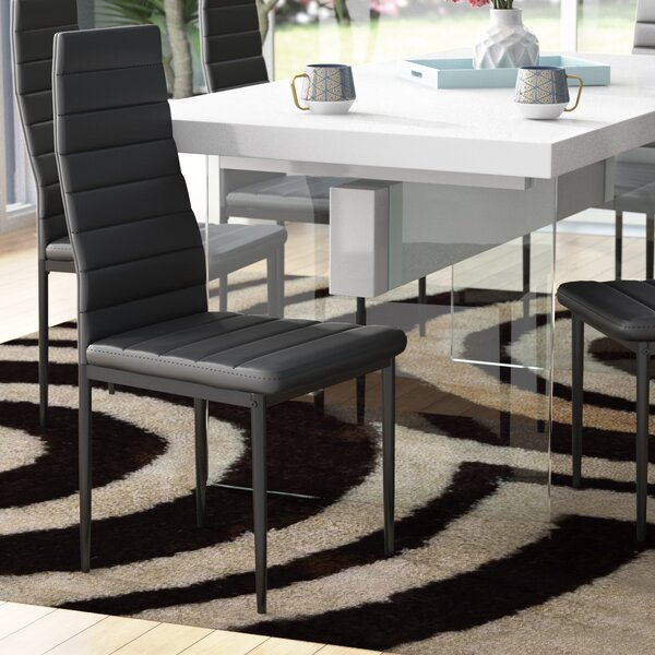 Find Gisselle Upholstered Dining Chair (Set Of 6) By Zipcode Design 2019 Online
