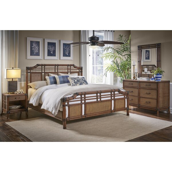 Lamont Complete Standard 4 Piece Bedroom Set by Bay Isle Home Bay Isle Home