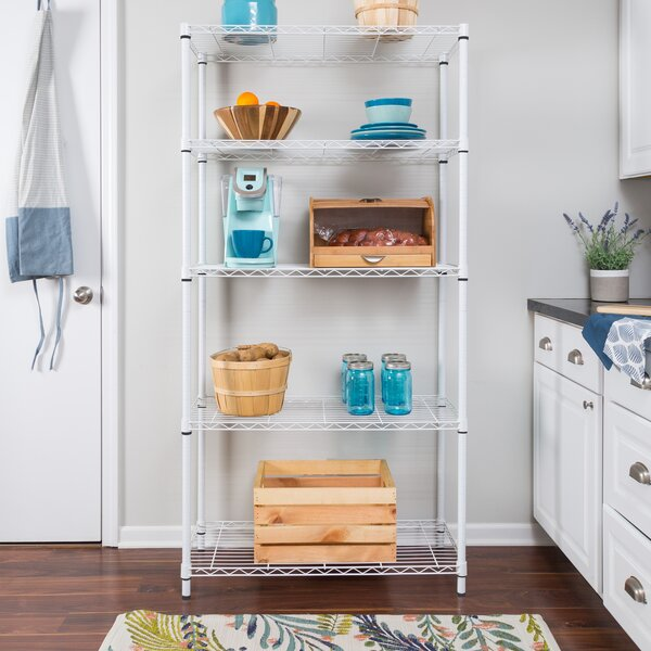 72 H x 36 W Shelving Unit by Honey Can Do
