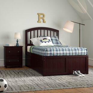 Darrel Panel Bedroom Set (Set of 3) by Viv   Rae