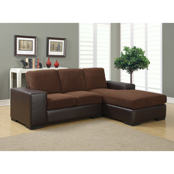 Mcelroy Sectional by Brayden Studio