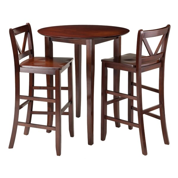 Fiona 3 Piece Pub Table Set by Winsome
