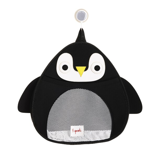 Penguin Shower Caddy by 3 Sprouts