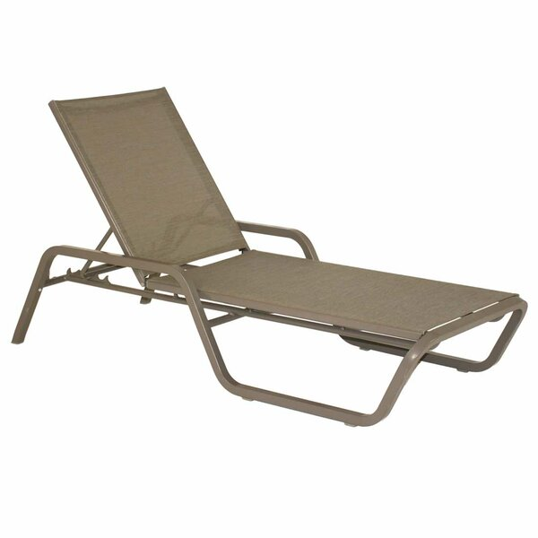 Oscar Reclining Chaise Lounge by Summer Classics