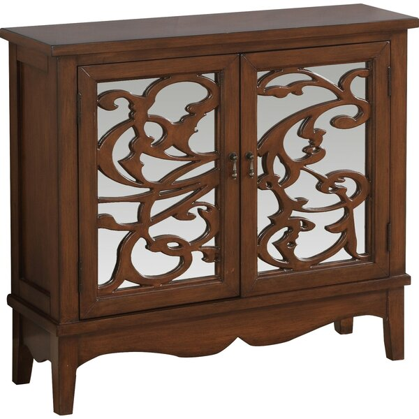 2 Door Accent Cabinet by Monarch Specialties Inc. Monarch Specialties Inc.