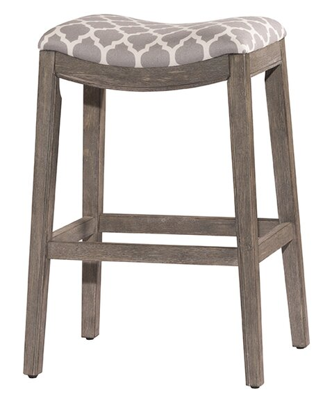 Hebron 30'' Bar Stool by Alcott Hill