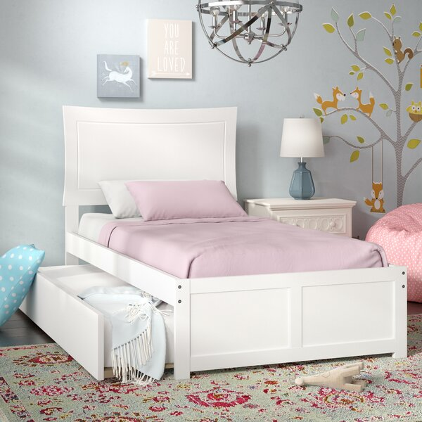Greyson Platform Bed with Twin Trundle by Viv + Rae
