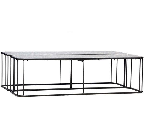 Witzel Coffee Table (Set of 2) by Orren Ellis