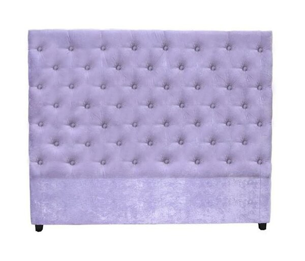 Leigh Upholstered Panel Headboard by My Chic Nest