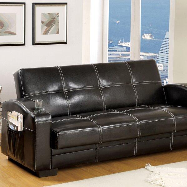 Clifton Storage Sleeper Sofa by Hokku Designs