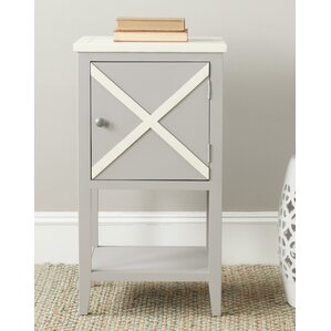 Ward End Table by Safavieh