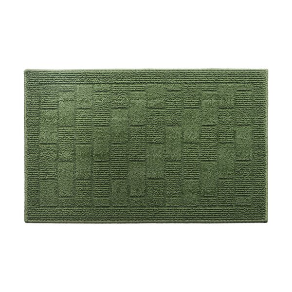 Green Area Rug by Attraction Design Home