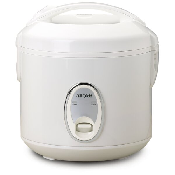8-Cup Cool Touch Rice Cooker by Aroma