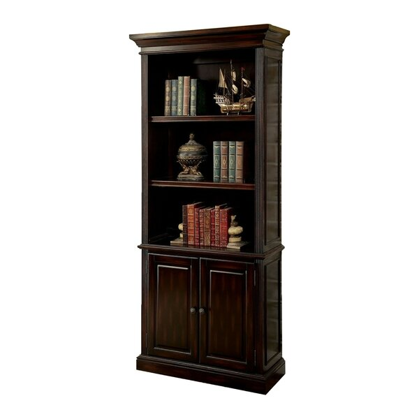 Ballycastle Transitional Standard Bookcase by Canora Grey