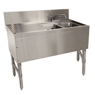 Prestige Series Free Standing Bar Sink With Faucet