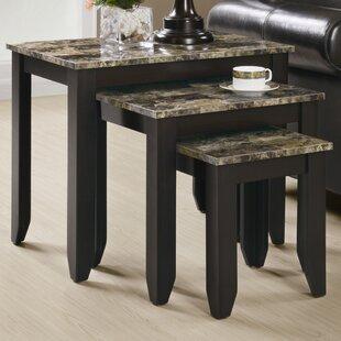 Boneta 3 Piece Nesting Tables