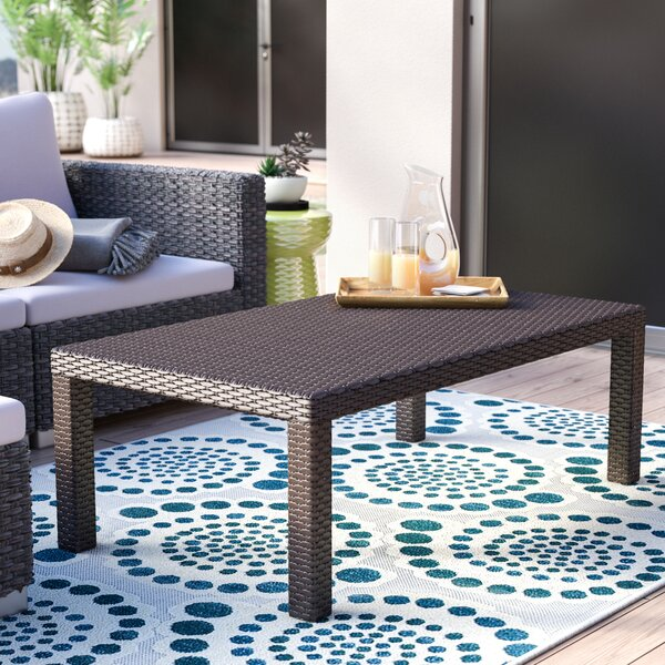 Northridge Coffee Table by Three Posts