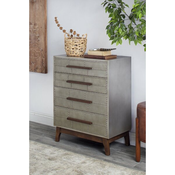 Rader 4 Drawer Chest by Williston Forge