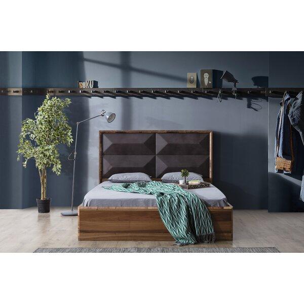 Bastien Upholstered Platform Bed by Brayden Studio