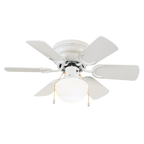 30 Billmont 6-Blade Ceiling Fan by Andover Mills