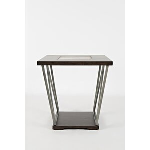 Cronan End Table by Brayden Studio