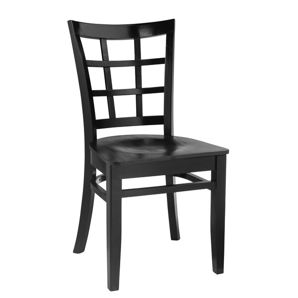 New Bedford Solid Wood Dining Chair (Set of 2) by Winston Porter
