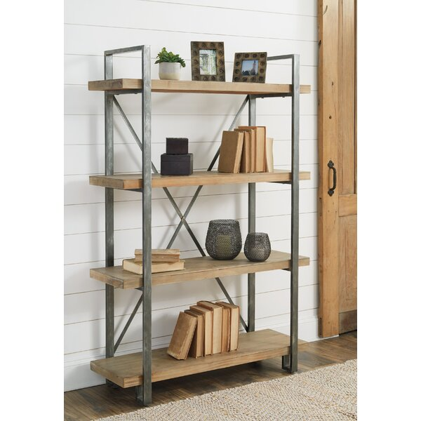 Sandbach Etagere Bookcase by Williston Forge
