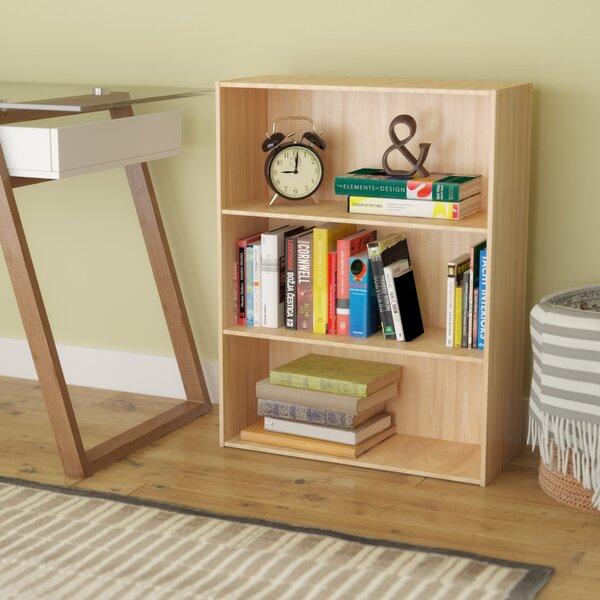 Kylee Standard Bookcase By Rebrilliant