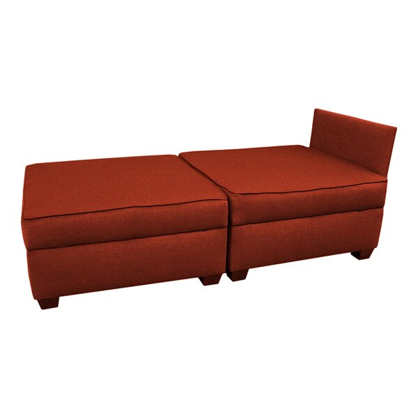 Anke Modular Chaise Lounge By Red Barrel Studio