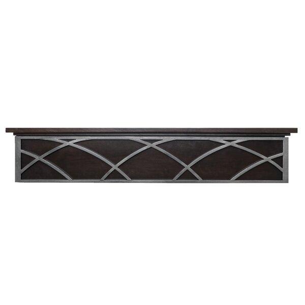 Review Hansel Fireplace Shelf Mantel