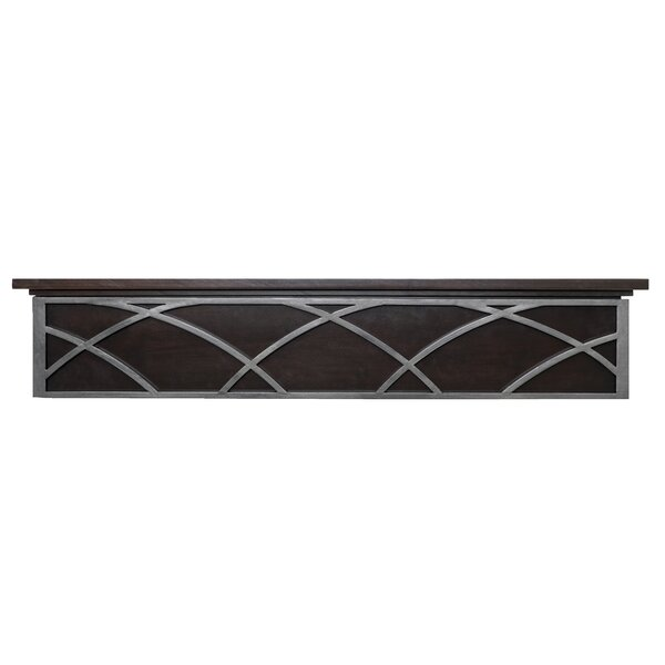Best Hansel Fireplace Shelf Mantel