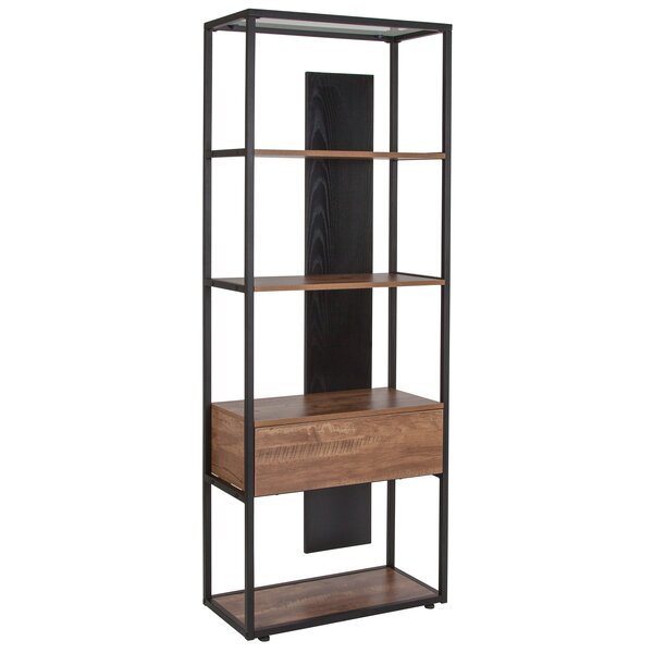 Katharina Etagere Bookcase by Union Rustic