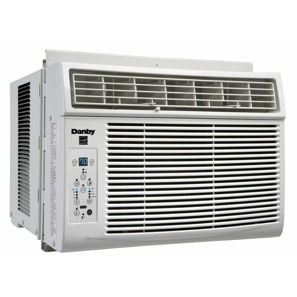 8,000 BTU Window Air Conditioner with Remote by Danby