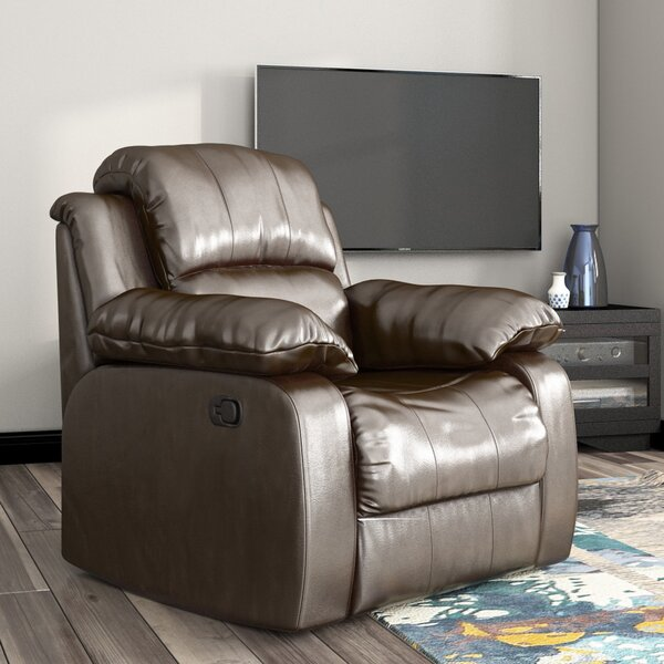Review Malec Manual Glider Recliner