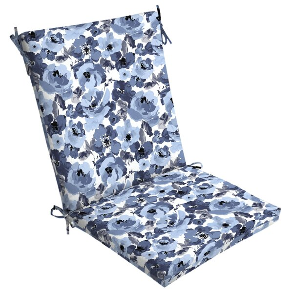 Outdoor Lounge Chair Cushion by Red Barrel Studio