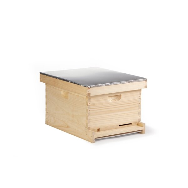 Little Giant 10-Frame Complete Beehive by Miller Mfg