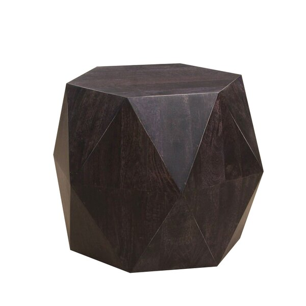 Andrus Contemporary End Table By Bloomsbury Market