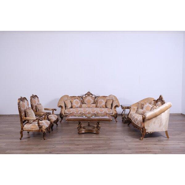 Meera 3 Piece Living Room Set By Astoria Grand 2019 Online