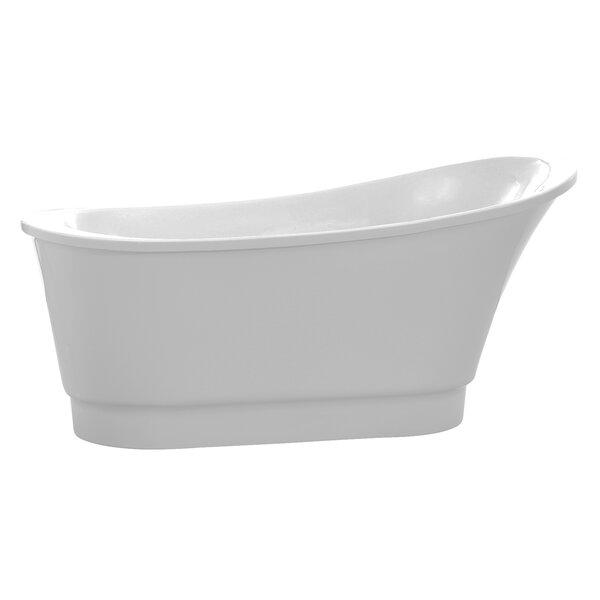 Prima Series 67'' x 31'' Freestanding Soaking Bathtub by ANZZI