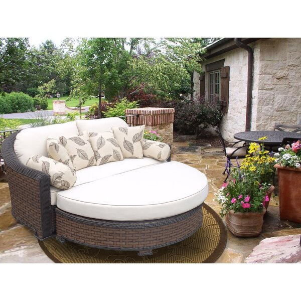 Gaia Premium Daybed With Cushions By Bayou Breeze by Bayou Breeze Find